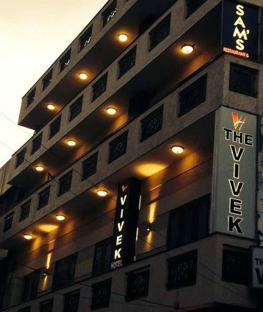 Vivek Hotel: Recently renovated