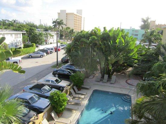 Tropi Rock Resort : pool