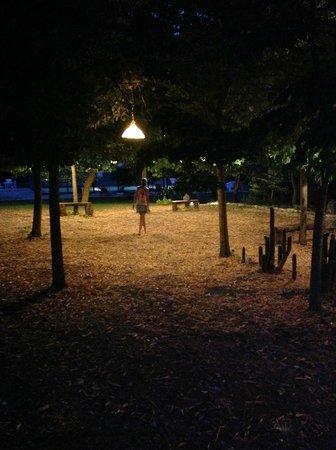 Agriturismo Villa Padura: il giardino d'estate