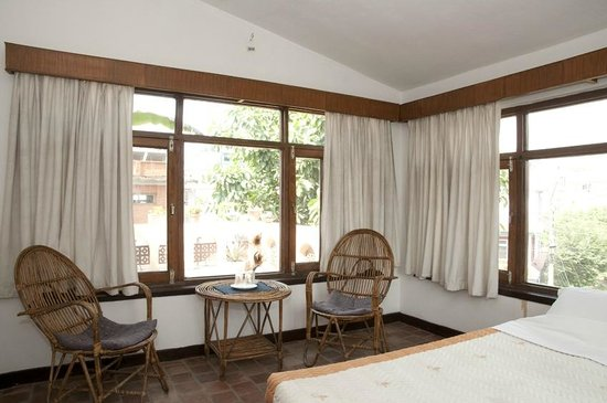 Trekkers Holiday Inn: Cosy room