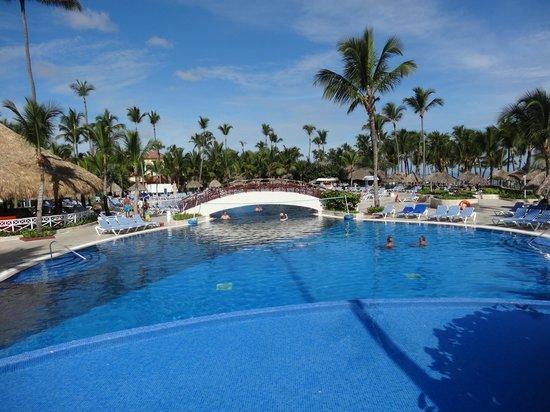 Grand Bahia Principe Bavaro : superbes piscines