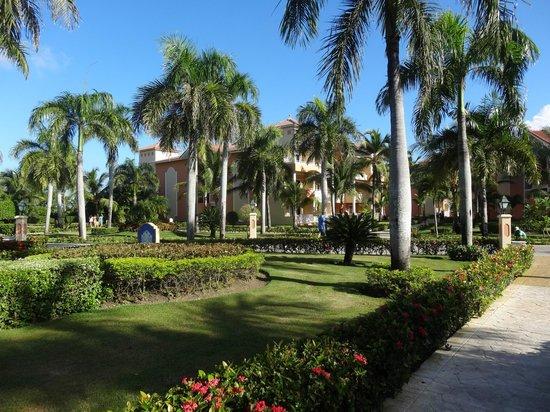 Grand Bahia Principe Bavaro : jardins