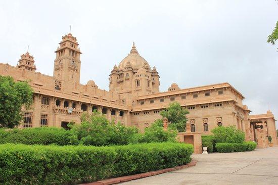 Umaid Bhawan Palace Jodhpur: otra vista