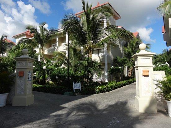 Grand Bahia Principe Bavaro : Près de notre chambre
