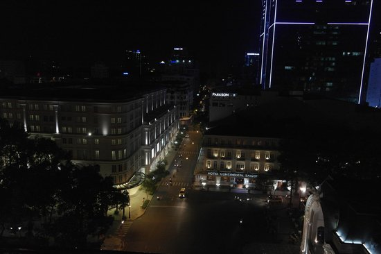 Caravelle Saigon: View from Sky Bar