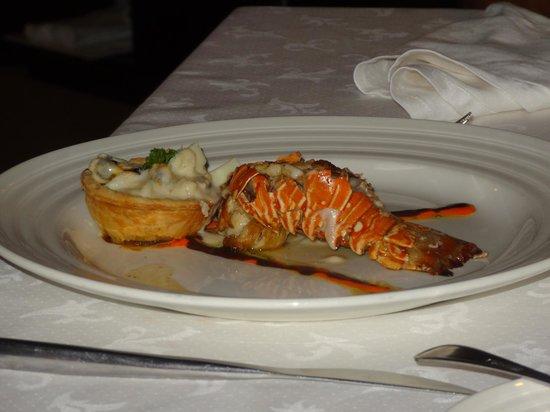 Grand Bahia Principe Bavaro : restaurant poissons