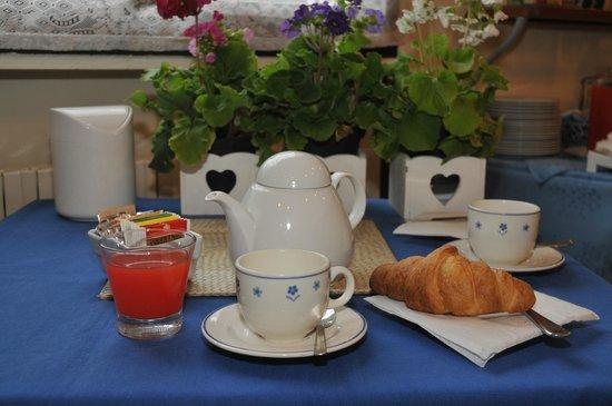 Hotel Alla Fiera: colazione