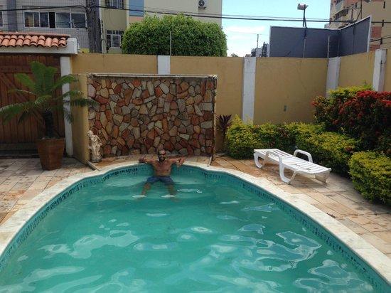 Brazuka Hostel: Vida dificil aqui no Brazuka- Maceio