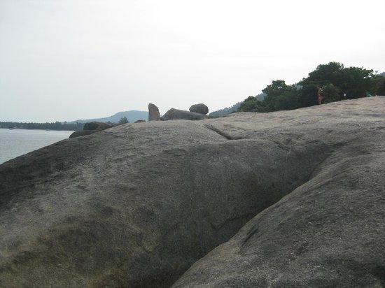 Hin Ta & Hin Yai Rocks : Стоит посетить,можно и самостоятельно.
