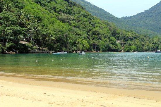 Asalem: The closest beach Crena.