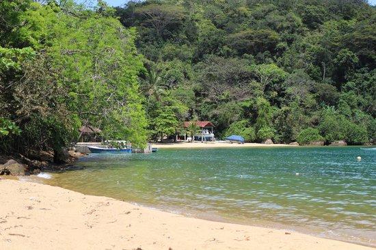 Asalem: Close beach Abraaozinho.