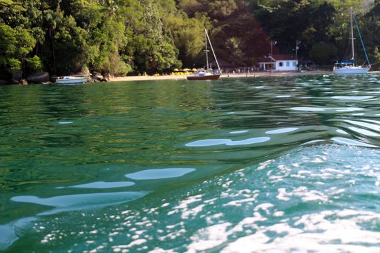 Asalem : Beach on the other side (from Crena)