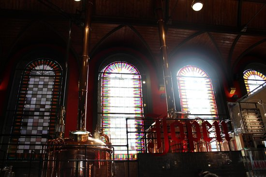 Jopenkerk: Janelas