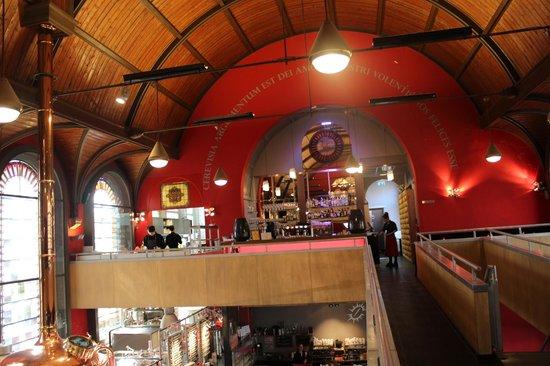 Jopenkerk: Segundo andar