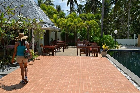 The Beach Boutique Resort : Outise Villa