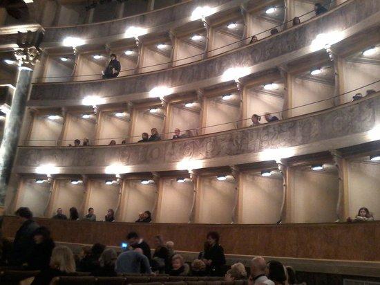 Social Theater of Bergamo : Teatro Sociale Bergamo