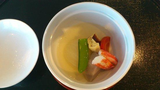 Nadaman Yokohama: 4.煮物