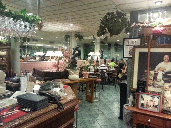 Baba Inn: Inside of Restaurant