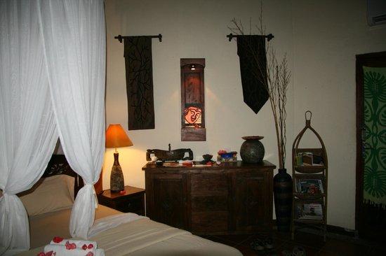 Lullaby Bungalows: Liebevolle eingerichtetes Zimmer