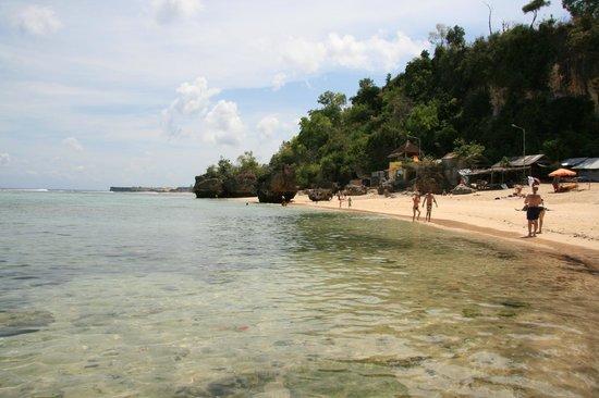 Lullaby Bungalows: Padang Beach 5 Minuten entfernt