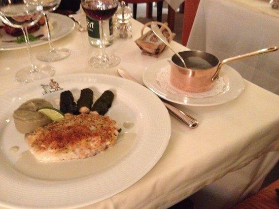 Le Bistrot de Béné : Filet de merlu
