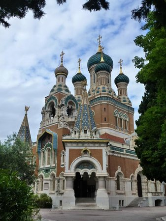 La Moma: Nice's Russian Cathedral