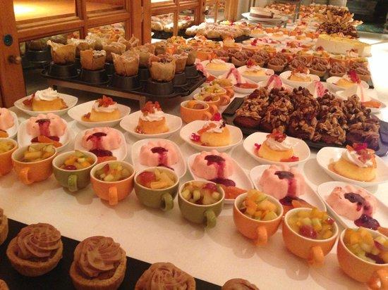 Eilat Princess Hotel : Desserts 4