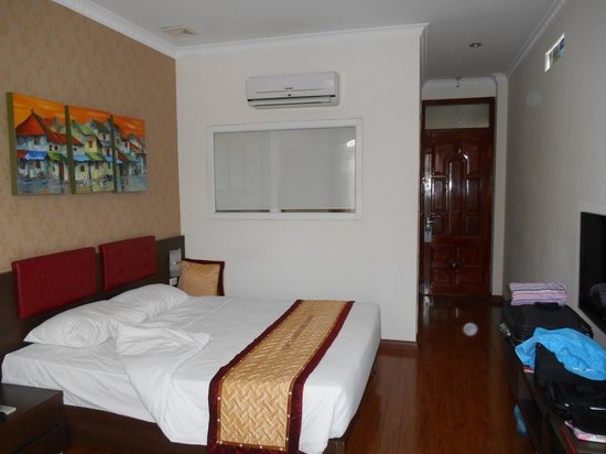 The Landmark Hanoi Hotel: la chambre