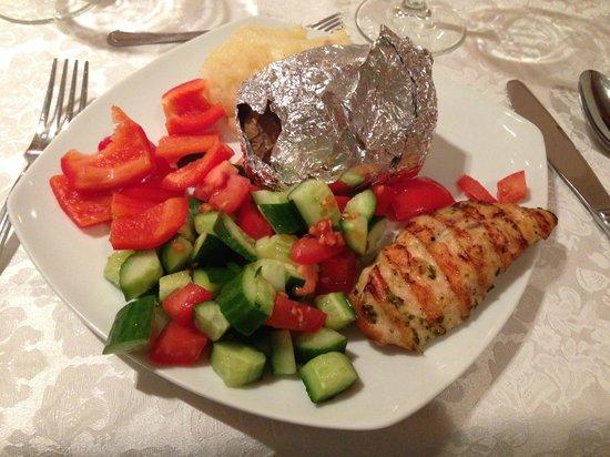 Eilat Princess Hotel : Dinner