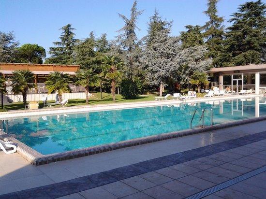 Continental Terme Hotel: Piscina