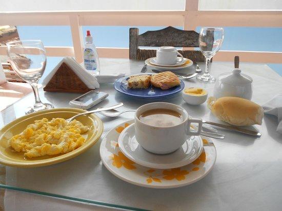 Pousada Via Brasil: ¡El mejor desayuno!