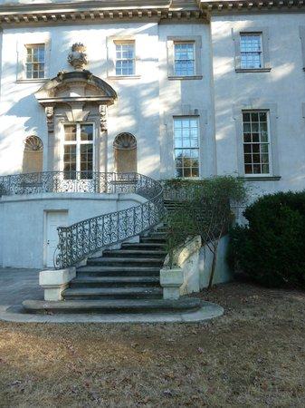 Swan House : Son maginifique escalier