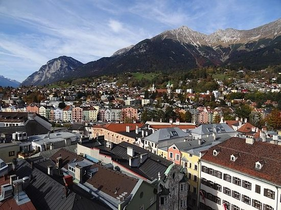 Stadtturm: Innsbruck Panorama