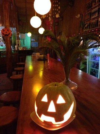 Cafe del Mar: halloween