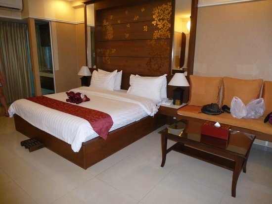 Mariya Boutique Residence at Suvarnabhumi Airport: Room