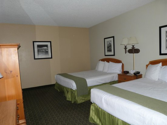 BEST WESTERN Dinosaur Inn : Room 143