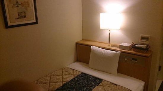 Keio Presso Inn Ikebukuro: 客室