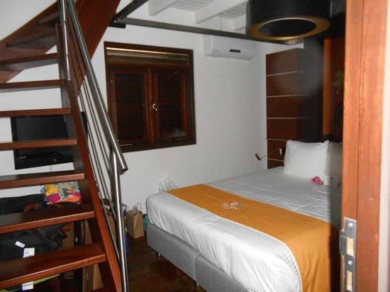 Baoase Luxury Resort: one of the bedrooms