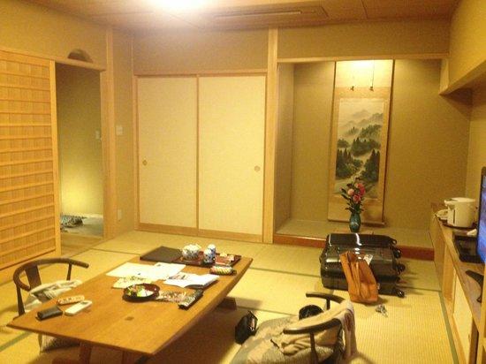 Yukyunohana: ROOM
