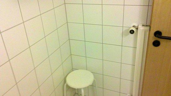Hotel Alpha: Badezimmer