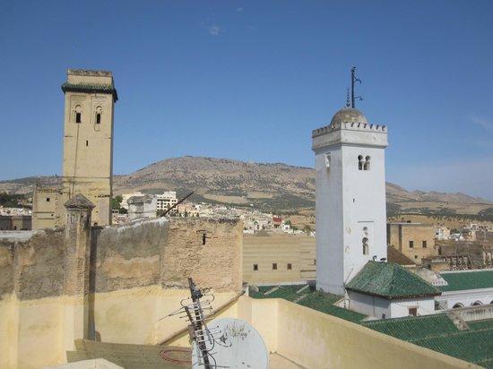Dar Faracha Fès: minarets