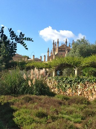 Hilton Sa Torre Mallorca: Anlage