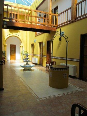 Hotel Italiano : Patio interno