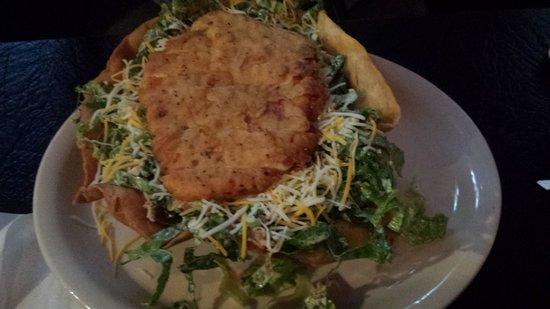 The Vortex : Chicken Salad ! Yum ....