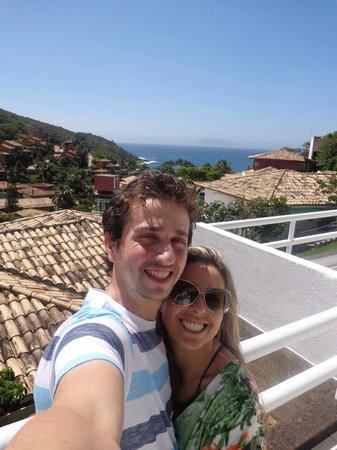 Hotel Pousada Experience Joao Fernandes: Vista do nosso quarto