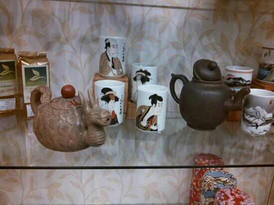 Good Life Tea: nice selection