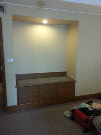Hotel Windsor Suites & Convention Bangkok: Bedroom