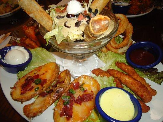 Hard Rock Cafe Sharm El Sheikh : Yummy!