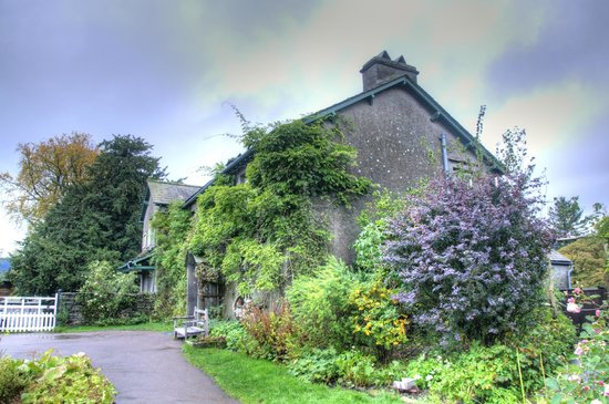 Hill Top, Beatrix Potter's House: side view