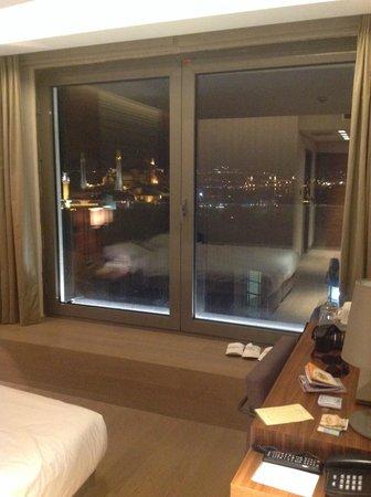 Hotel Arcadia Blue: vue_chambre 706